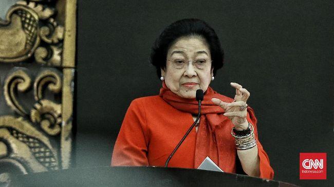 PDIP Jelaskan Pidato Megawati Tak Sindir Pencalonan Gibran