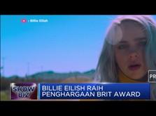 Billie Eilish Raih Penghargaan di Brit Awards 2020