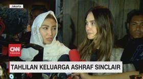 VIDEO: Sejumlah Artis Hadiri Tahlilan Ashraf Sinclair