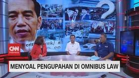 VIDEO: Menyoal Pengupahan di Omnibus Law