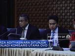 Sah! Mirza Adityaswara Mantan DGS BI Jadi Komisaris Utama OVO
