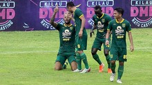 Hasil Liga 1 2020: Persebaya Ditahan Imbang Persik