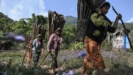 Tradisi Memberkati Musim Panen di Naga Land