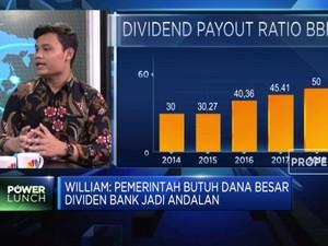 Analisis di Balik Kenaikan Dividen Payout Ratio BRI