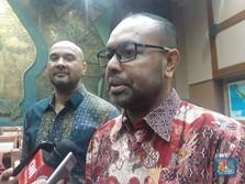 Kini Direktur, Putra Papua Curhat 21 Tahun Kerja di Freeport