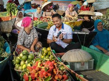 New Normal, BRI Dorong Pedagang Pasar Go Online via Stroberi