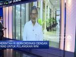 Kemenkes: Kondisi WNI Terjangkit Corona di Singapura Membaik