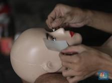 Mengintip Bisnis Make Up Maneken yang Cuan Puluhan Juta
