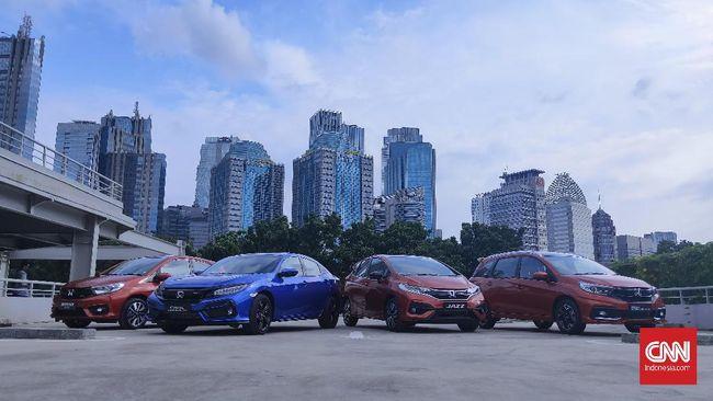 Sejarah Logo RS Mobil Honda di Indonesia
