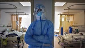 FOTO: Perkembangan Terkini Infeksi Virus Corona