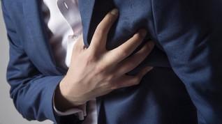 Beda Nyeri Dada Gejala GERD dan Serangan Jantung