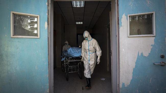 Iran Siapkan Area Pemakaman untuk Jenazah Korban Virus Corona