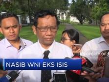 Jokowi Rancang Aturan Terkait WNI Eks Anggota ISIS