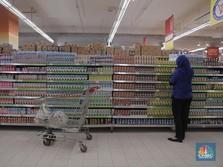 Lockdown Negara Lain Ganggu Pasokan Industri Makanan RI