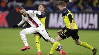 Neymar Kecewa Disimpan Terlalu Lama oleh PSG