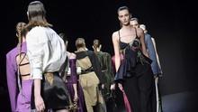 FOTO: Dukungan untuk China di Milan Fashion Week