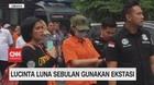 VIDEO: Lucinta Luna Sebulan Gunakan Ekstasi