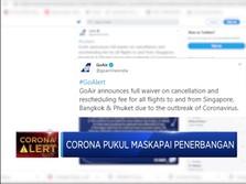 Dipukul Corona, Maskapai Tawarkan Refund Tiket