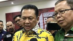 Ketua MPR soal Salah Ketik RUU: Biasa, Kok Gitu Saja Repot?