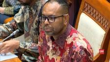VIDEO: Claus Wamafma Komisaris PT Freeport Putra Asli Papua
