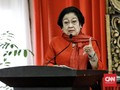 Megawati Minta Kader PDIP Tak Paksa Keluarga Maju di 2024