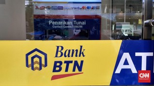 BTN Siapkan Rp275 Miliar untuk Buyback Saham