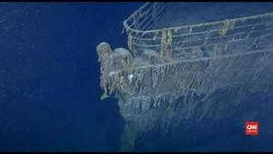 VIDEO: Upaya Mencari Radio Bersejarah di Kapal Titanic