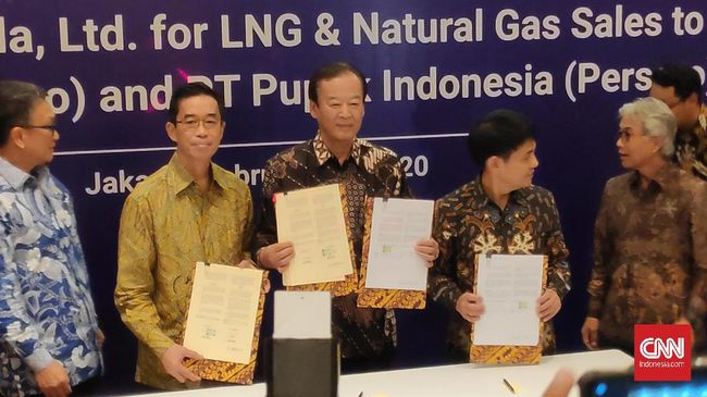 INPEX Bakal Jual Gas Blok Masela ke PLN dan Pupuk Indonesia