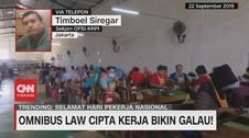 VIDEO: Omnibus Law Cipta Kerja Bikin Galau