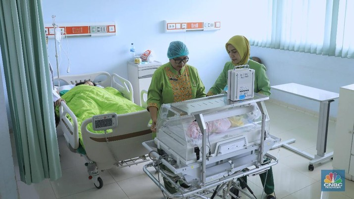 Momen Bahagia, Seorang Bayi Lahir di Tanggal Cantik 20-2-2020