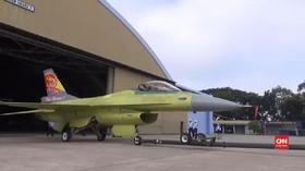 VIDEO: Pesawat F16 TNI Ditingkatkan Kemampuannya