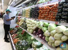 Inflasi Kian Redup, Februari Diramal Cuma 0,08%