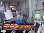 Korban Corona 2.128 Orang hingga Jokowi Ingin Naikkan EODB