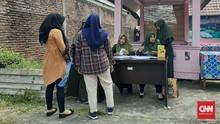 Razia Syariat Aceh Jaring Wanita Pakai Flanel-Celana Panjang