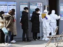Korban Corona Tembus 556 Orang di Korea, Mal Terpaksa Tutup!