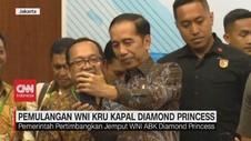 VIDEO: Pemerintah Pertimbangkan Jemput WNI ABK Diamond Prince