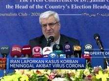 Duh! Pejabat Iran Ngaku Terinfeksi Corona