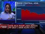 Naik 10,5%, Laba BCA Menjadi Rp 28,6 Triliun di Tahun 2019