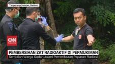VIDEO: 9 Warga Jalani Pemeriksaan Paparan Radiasi