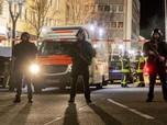 Teror Penembakan di Klub Rokok Timur Tengah di Jerman