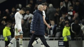 Kutukan bagi Jose Mourinho Seperti Cerita Sinetron Azab
