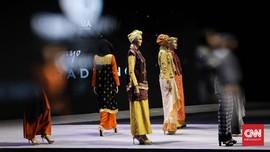 FOTO: Membidik 'Cuan' Lewat Bisnis Fashion Muslim