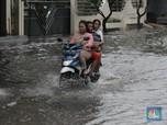 Hujan Lebat, Perumahan Green Garden Kedoya Kebanjiran!
