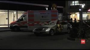 VIDEO: Kronologi Penembakan di Bar Shisha Jerman