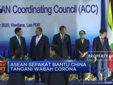 ASEAN Siap Bantu China Tangani Corona
