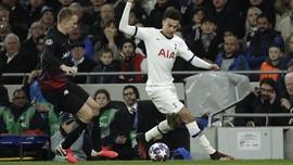 Diganti Mourinho, Alli Lempar Botol dan Banting Sepatu