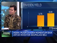 Musim Dividen, Analis: Saatnya Investor Akumulasi Beli