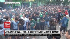 VIDEO: Hanya 1 Jam, 26 Ribu Tiket Final Piala Gubernur Ludes