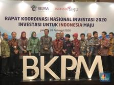 Realisasi Investasi BKPM Bagai 'Pungguk Merindukan Bulan'