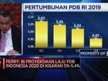 Dampak Corona, BI Turunkan Proyeksi PDB RI Menjadi 5,0-5,4%
